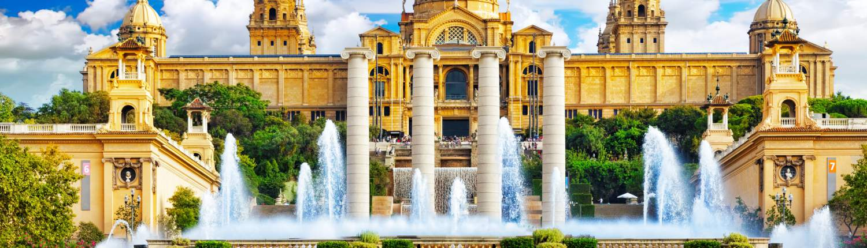 Barcelona groepsreis Nationaal Museum