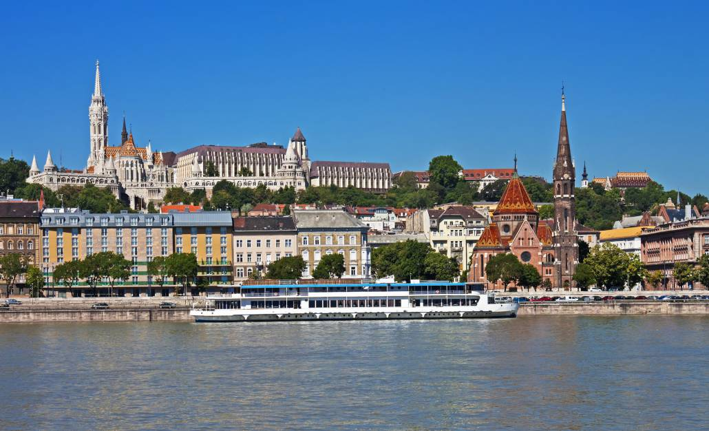 Budapest en Sziget Groepsreis Boedapest