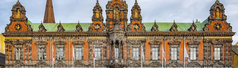 Kopenhagen Groepsreis Malmo Gemeentehuis