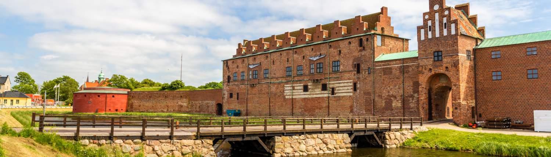 Kopenhagen Groepsreis Malmo slot