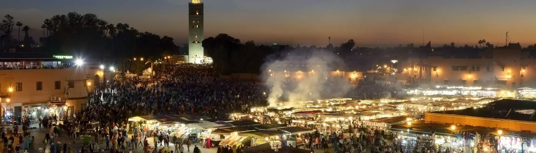 Marrakech Groepsreis Medina