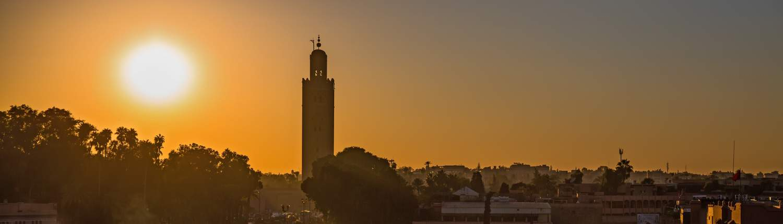 Marrakech Groepsreis overview