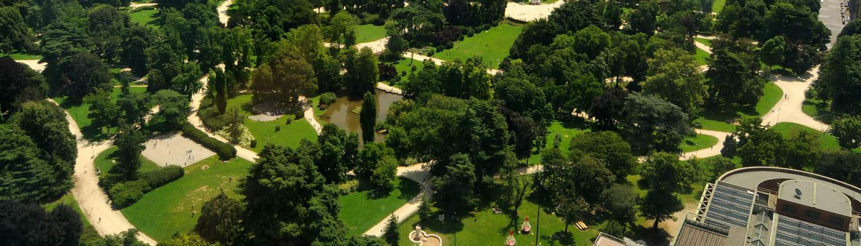 Milaan Groepsreis Sforzesco park