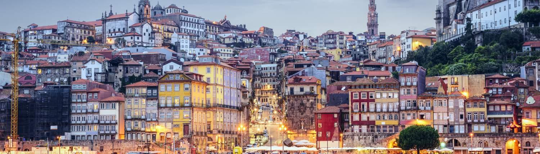 Porto Groepsreis Kade avond