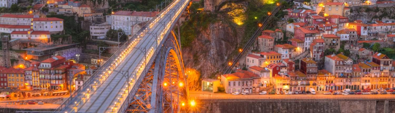Porto Groepsreis Ponte Luis I