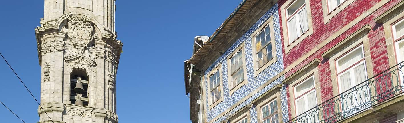 Porto Groepsreis Torre dos Clerigos