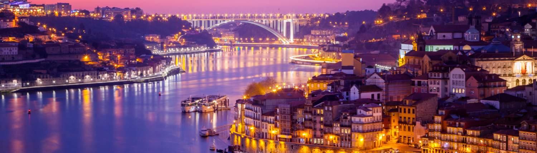 Porto Groepsreis stad