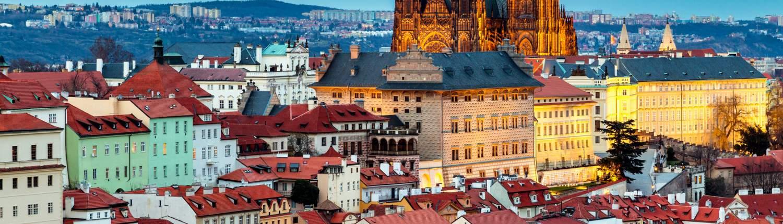 Praag Groepsreis Overview