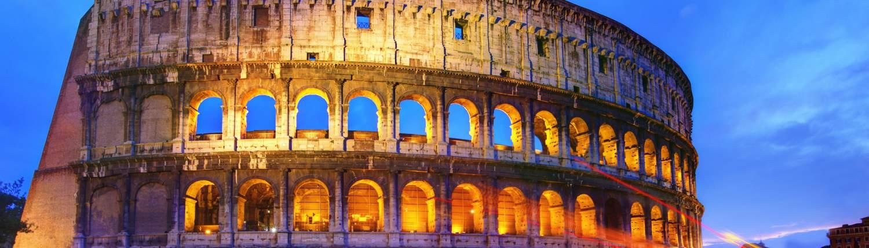 Rome Groepsreis Colosseum