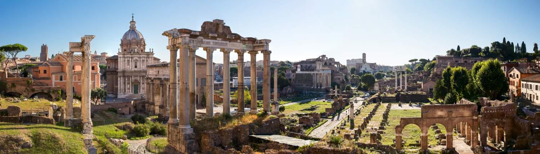 Rome Groepsreis Forum Romanum