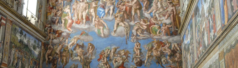 Rome Groepsreis Het Laatste Oordeel
