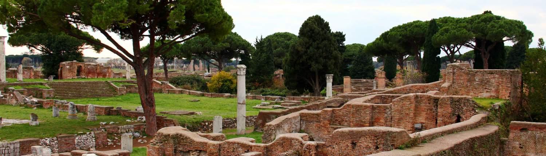 Rome Groepsreis Ostia Antica