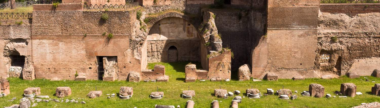 Rome Groepsreis Palatijn