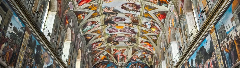 Rome Groepsreis Sixtijnse Kapel