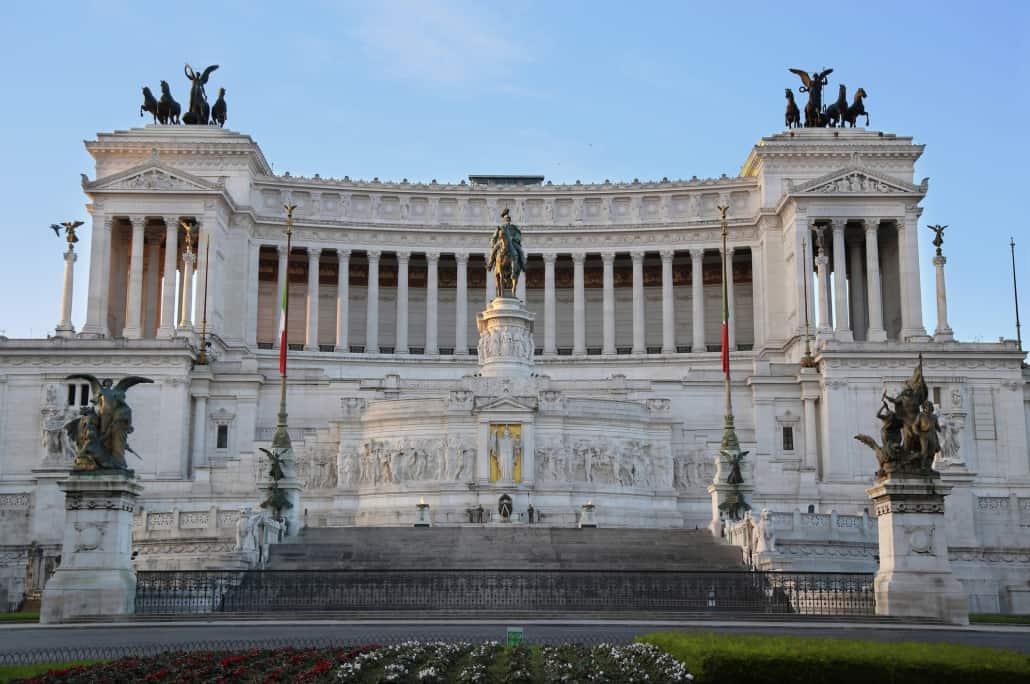 Rome Groepsreis Victor Emmanuel