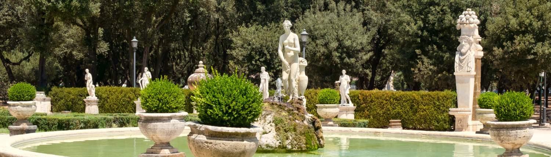 Rome Groepsreis Villa Borghese