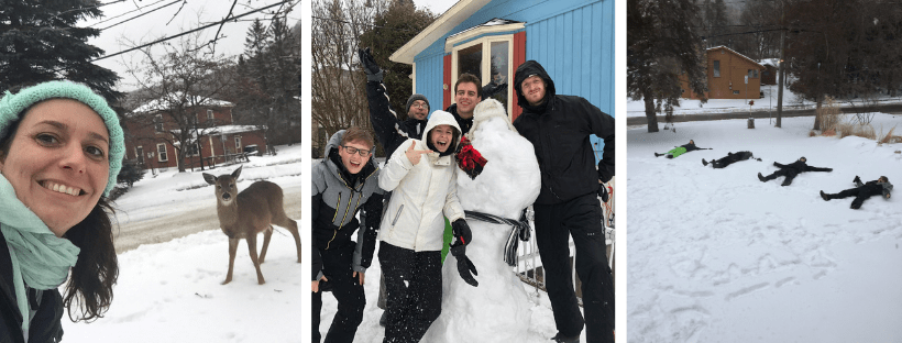 Groepsreis Canada Mont Tremblant
